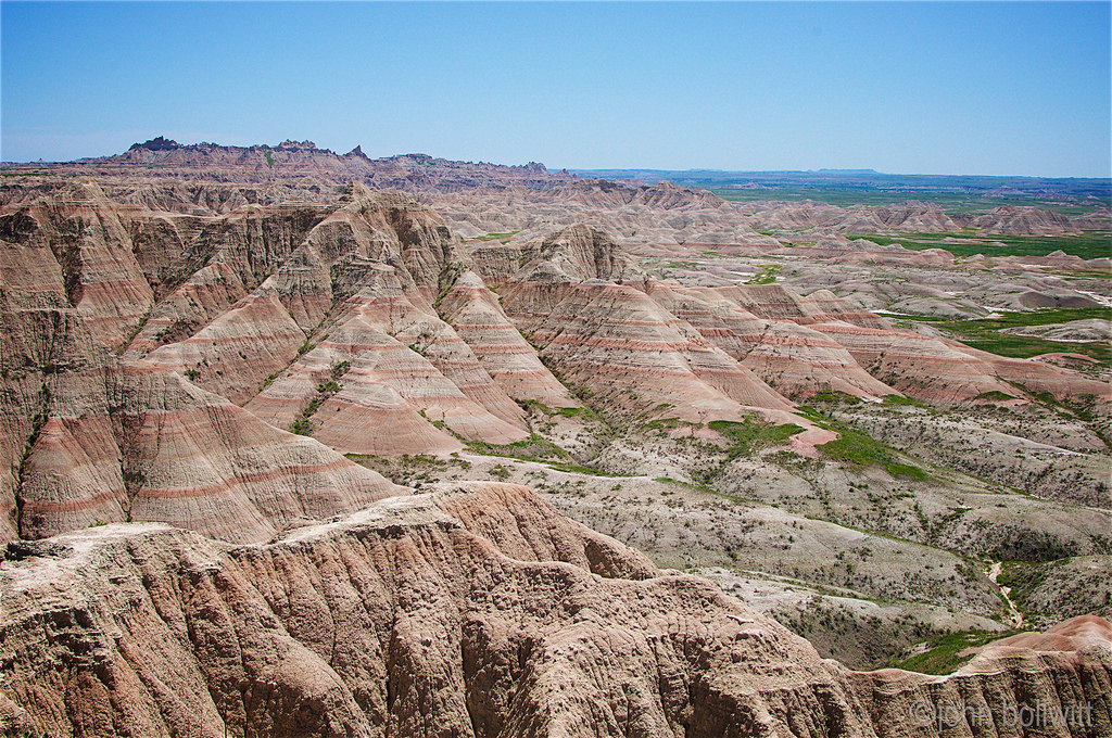 Roadtrip - May/June 2016 - Badlands, South Dakota